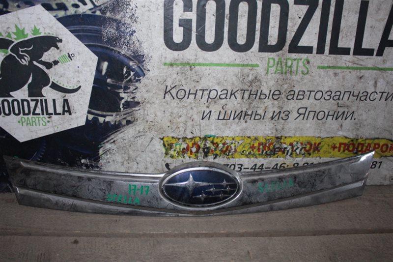 Накладка 5-й двери Subaru Stella LA110F
