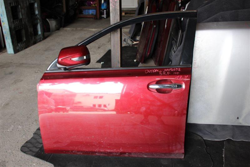 Дверь Subaru Outback BRF 2010 передняя левая