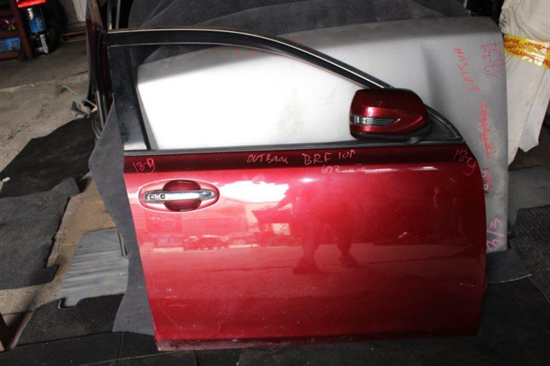 Дверь Subaru Outback BRF 2010 передняя правая