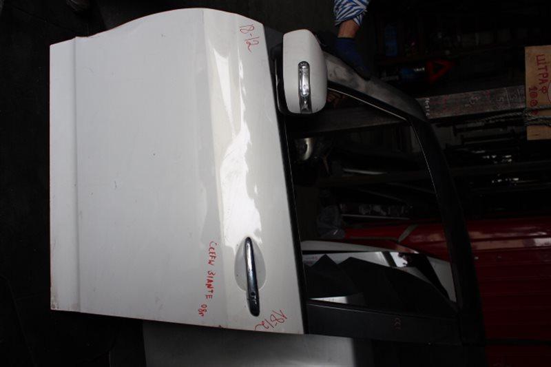 Дверь Mazda Biante CCEFW 2008 передняя левая