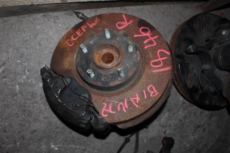Ступица Mazda Biante CCEFW LFVD 2008 передняя правая