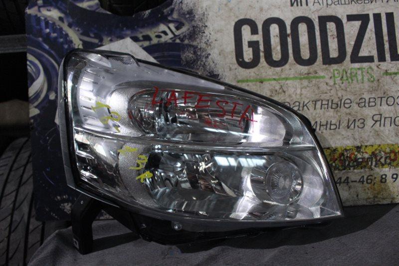 Фара Nissan Lafesta B30 2007 передняя правая