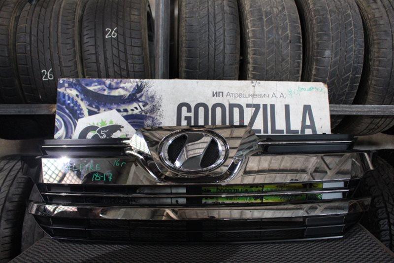 Решетка радиатора Toyota Vellfire AGH30 2016
