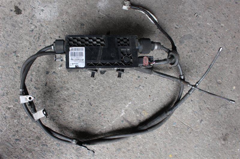 Электронный ручник Subaru Outback BRF EZ36