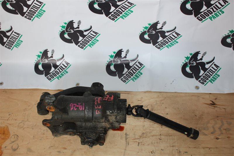 Рулевой редуктор Mitsubishi Canter FE73DB 4M50 2004