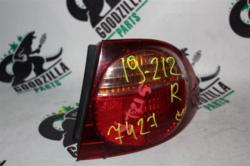 Стоп-сигнал Toyota Caldina ST210 3SFE задний правый