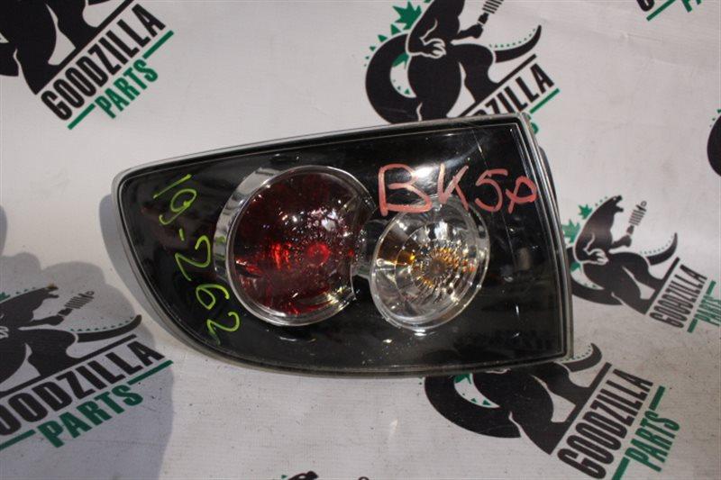 Стоп-сигнал Mazda Atenza BK5P задний левый