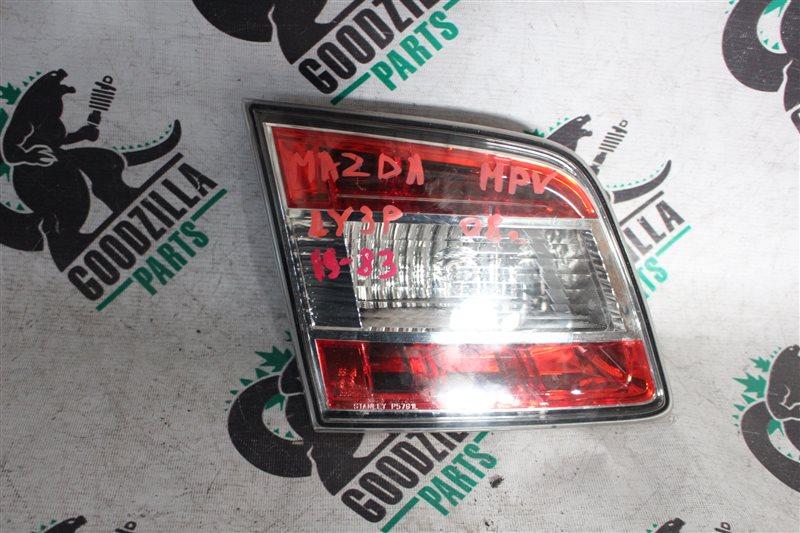 Стоп-вставка Mazda Mpv LY3P задняя левая