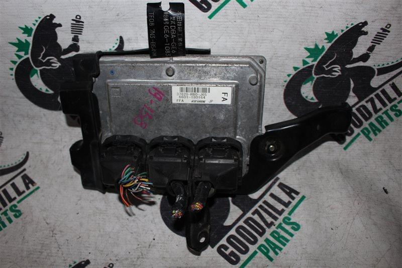 Блок управления efi Honda Fit GE6 L13A