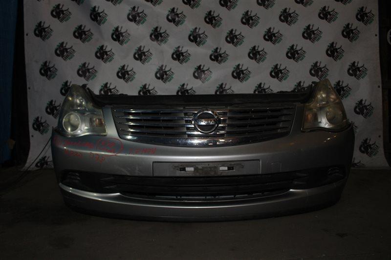 Ноускат Nissan Bluebird Sylphy KG11 MR20DE 2007 передний
