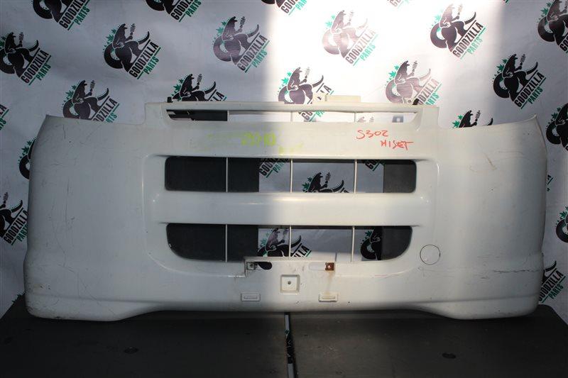 Бампер Daihatsu Hijet S320V передний