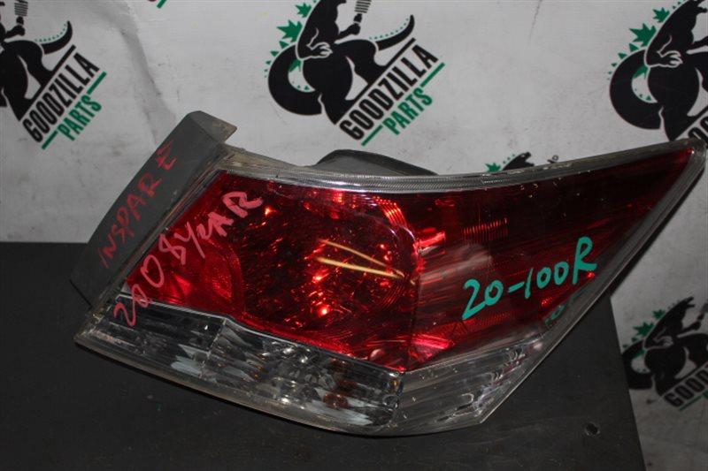 Стоп-сигнал Honda Inspire CP3 2008 задний правый