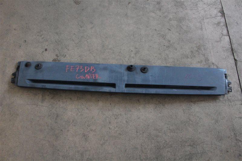 Жабо Mitsubishi Canter FE73DB 4M50 2004 переднее