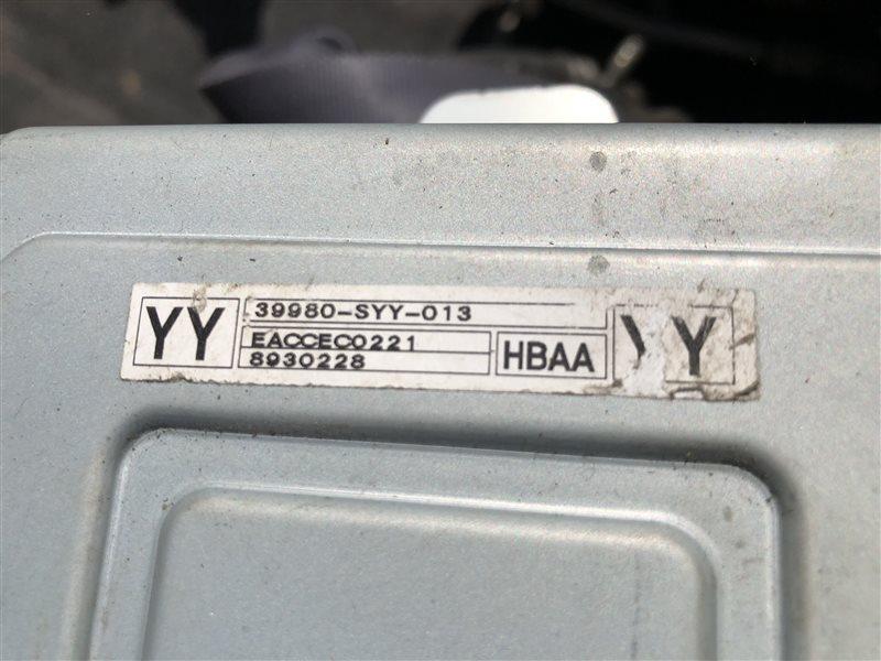 Блок управления рулевой рейкой Honda Freed GB3 L15A 2008