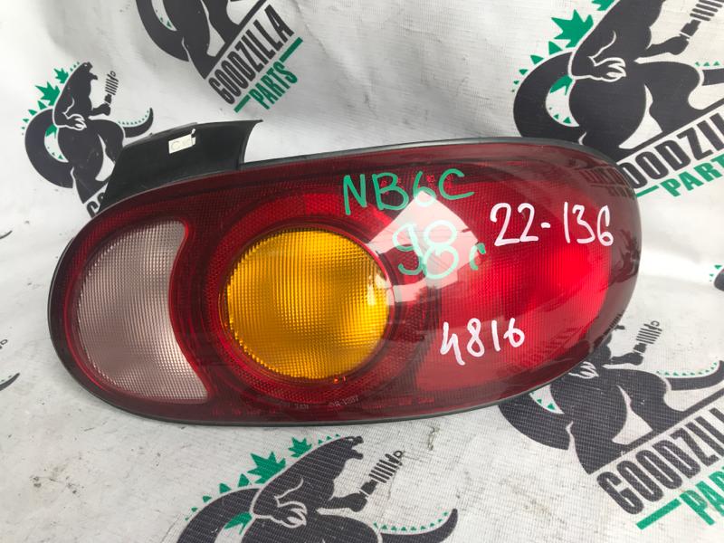 Стоп-сигнал Mazda Roadster NB6C 1998 задний правый