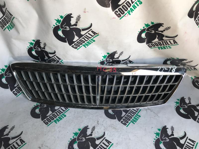 Решетка радиатора Nissan Laurel HC35 передняя