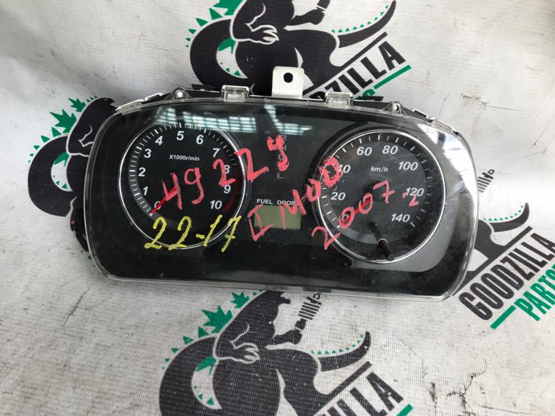 Спидометр Daihatsu Terios Kid J131G EF передний