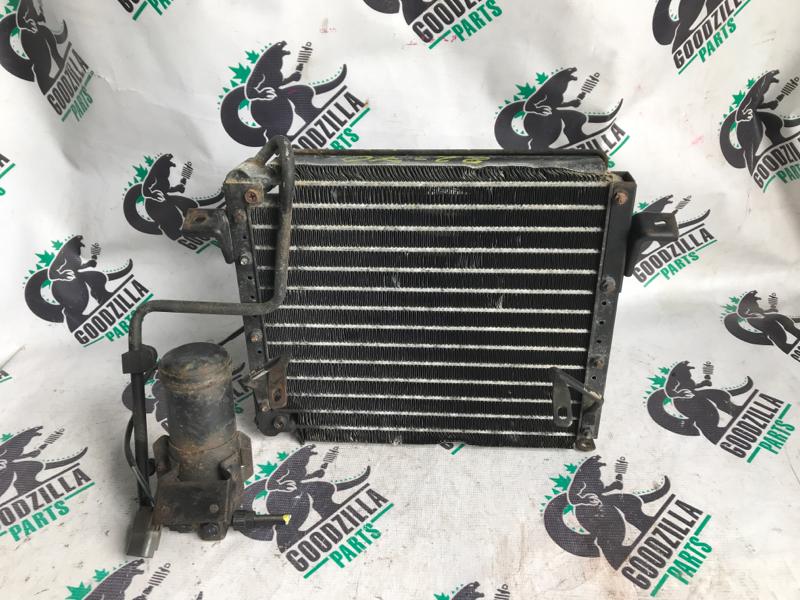 Радиатор кондиционера Nissan Atlas AGF22 передний