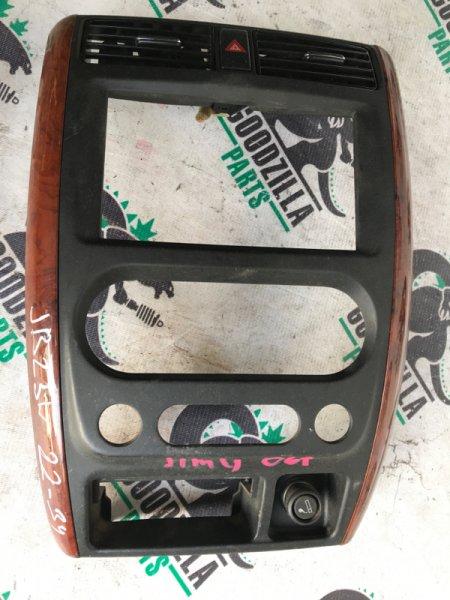 Рамка магнитофона Suzuki Jimny JB23W 2006 передняя