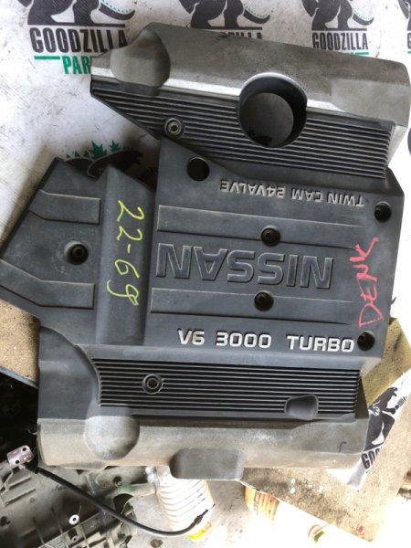 Крышка двс Nissan Cima FHY33 VQ30ET