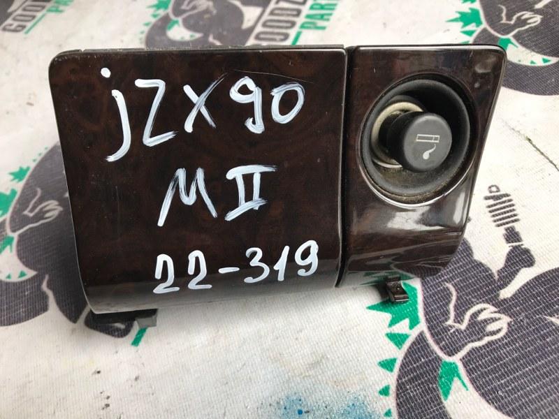 Пепельница Toyota Mark Ii JZX90 передняя