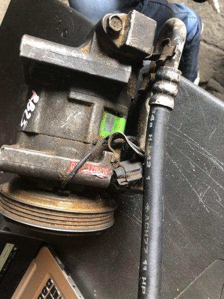 Компрессор кондиционера HC35 RB25DE