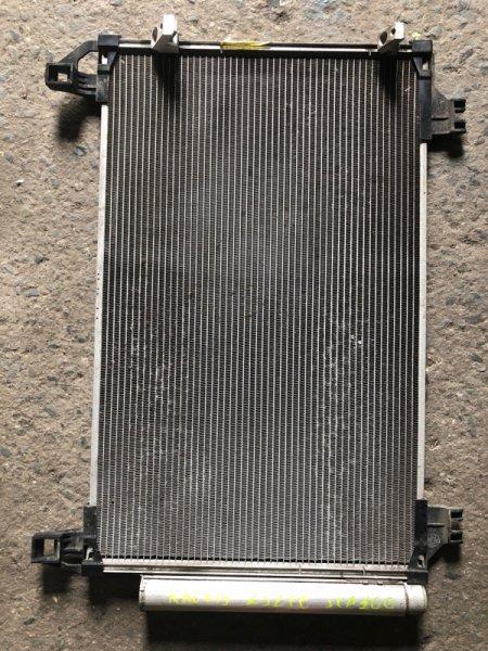 Радиатор кондиционера Toyota Ractis SCP100 2SZFE