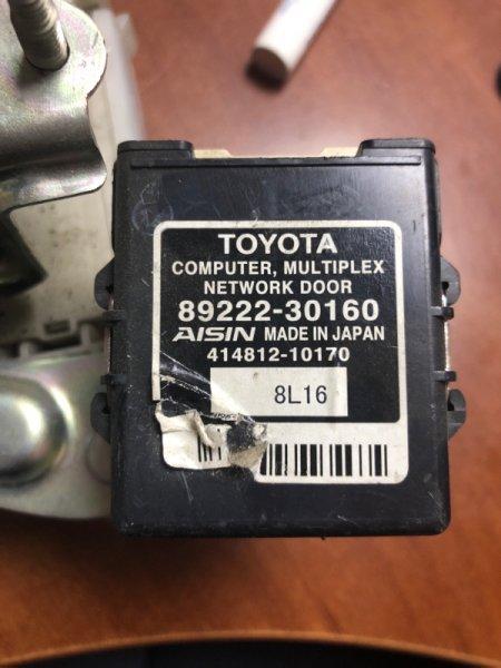 Блок управления дверьми Toyota Crown GWS204 2GRFSE