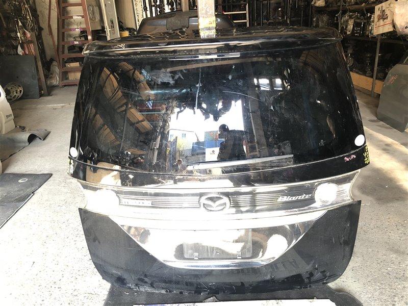 Дверь задняя Mazda Biante CCEFW LFVD 2008 передняя