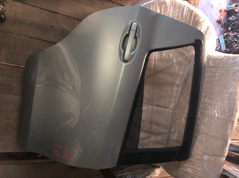 Дверь Toyota Vitz NSP130 задняя правая