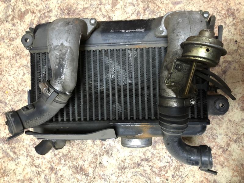 Радиатор интеркулера Subaru Legacy BH5 EJ20