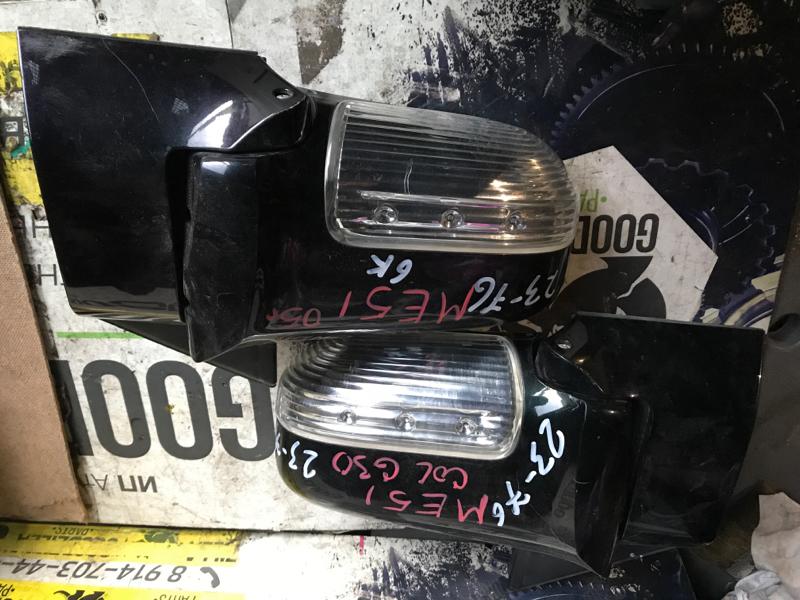 Зеркало Nissan Elgrand ME51 2005 переднее