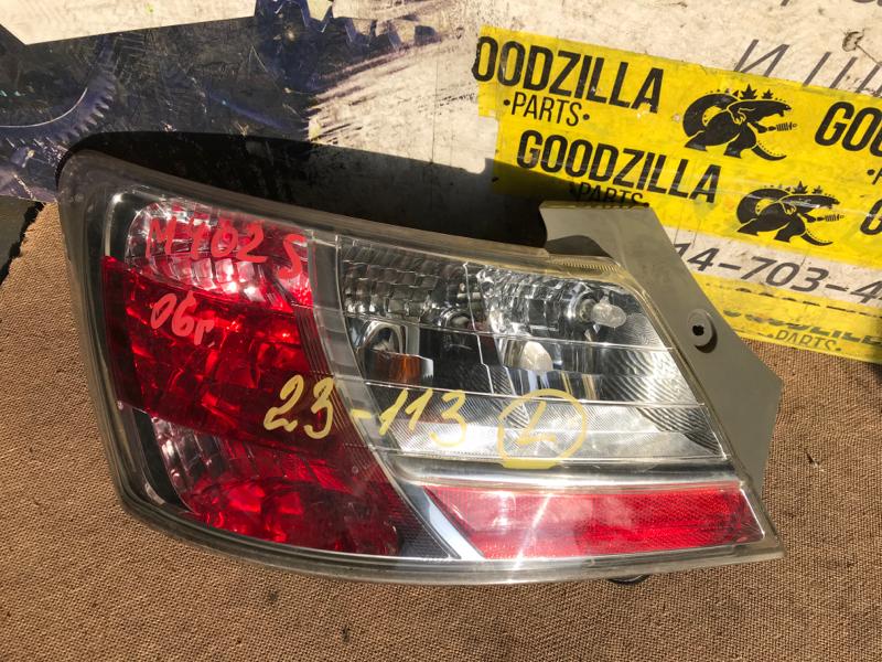 Стоп-сигнал Daihatsu Coo M402S 2006 задний левый