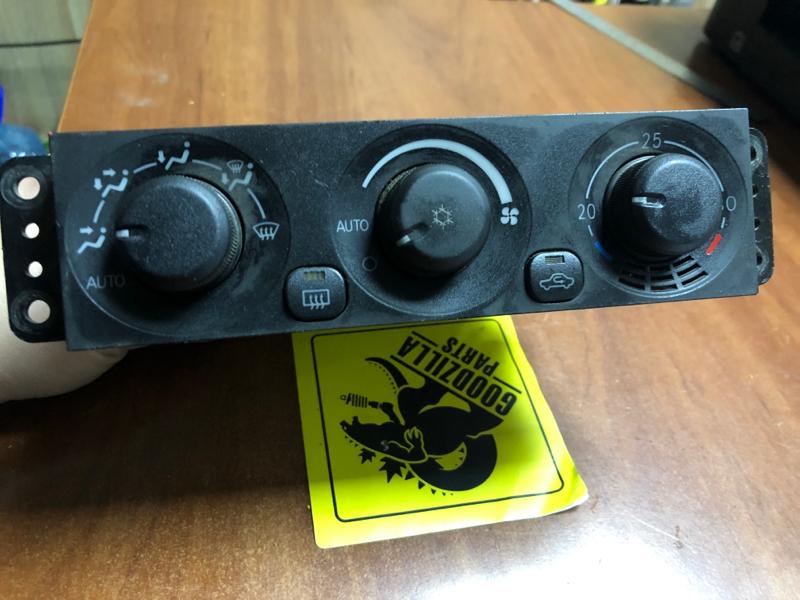 Блок управления климат-контролем Mitsubishi Rvr N64W передний