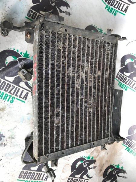 Радиатор кондиционера Mitsubishi Canter FB51 передний