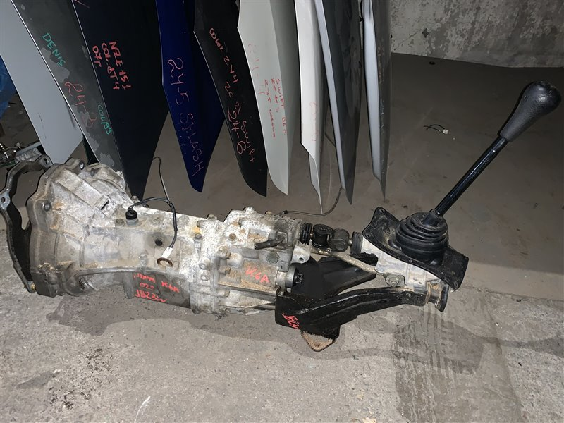 Мкпп Suzuki Jimny JB23W K6A 2002