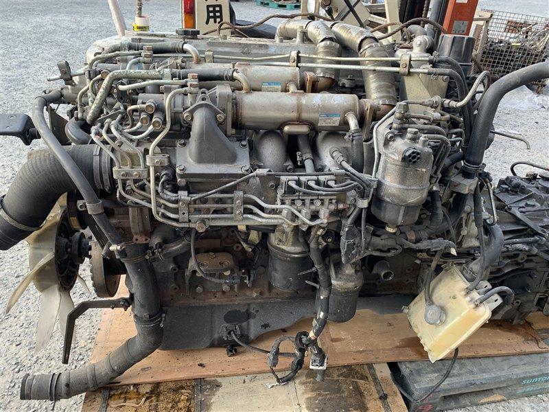 Двигатель Mitsubishi Fuso FY54JY 6M70 2006