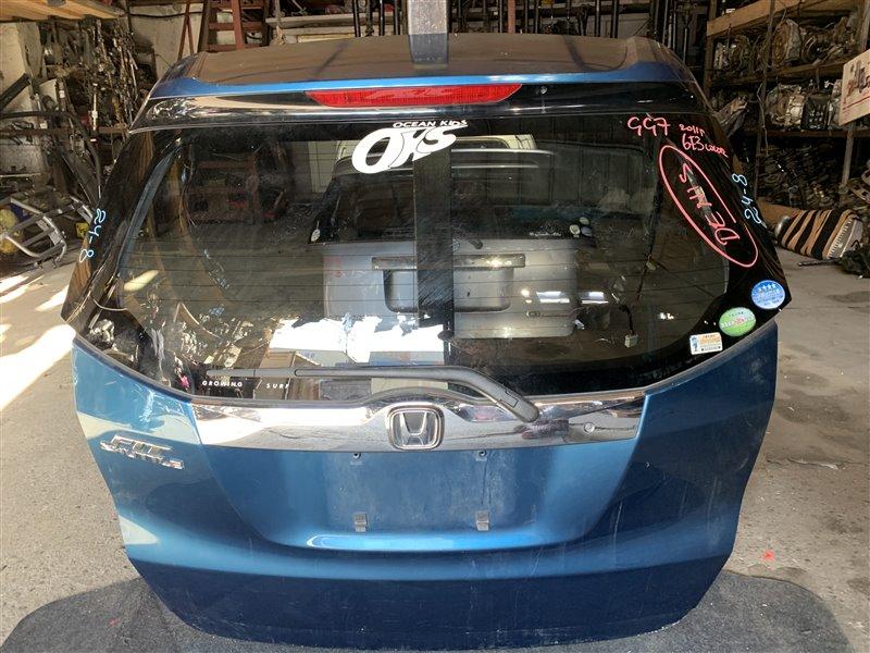 Дверь задняя Honda Fit Shuttle GG7 2011 задняя