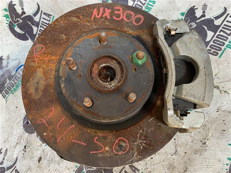 Ступица Toyota Rav4 ASA44 2ARFE передняя правая