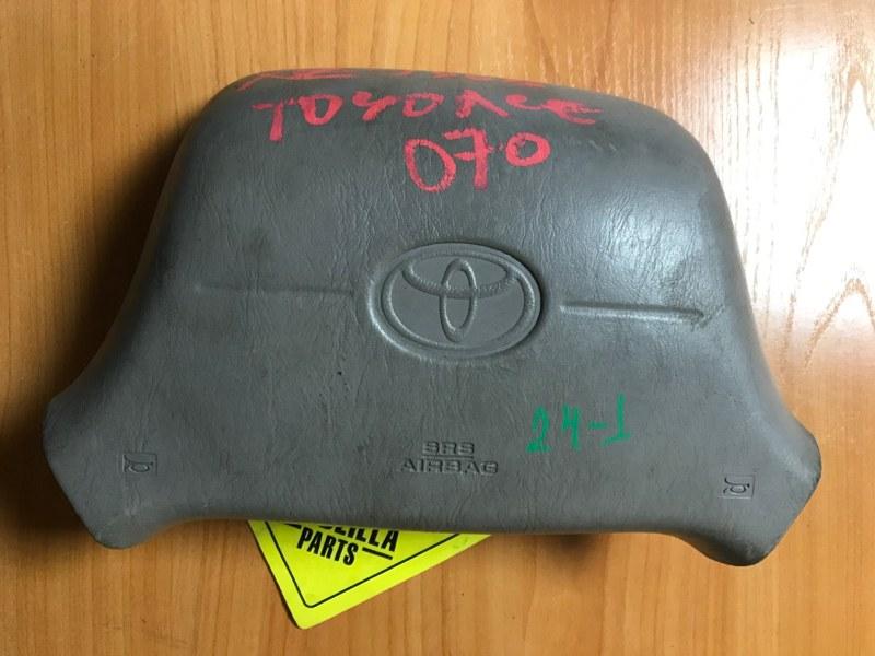 Airbag на руль Toyota Toyoace XZU368 N04C передний