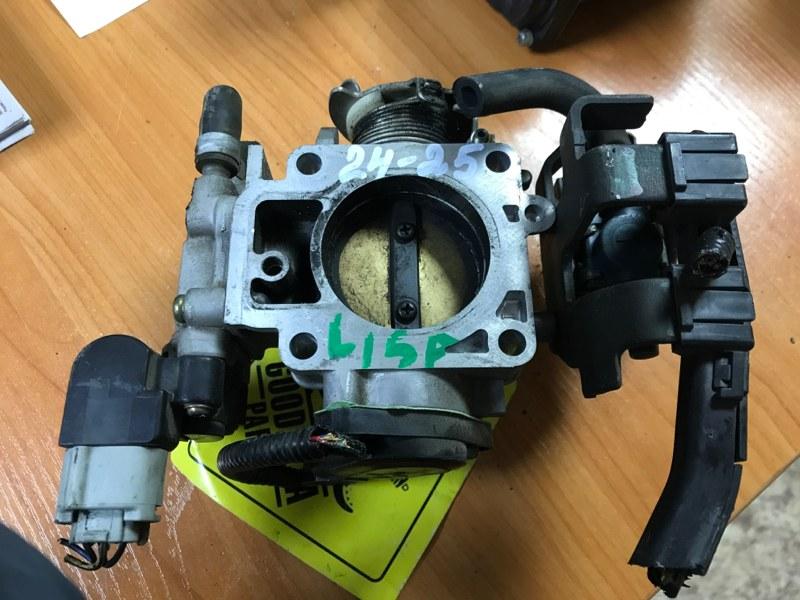 Дроссельная заслонка Honda Airwave GJ1 L15A