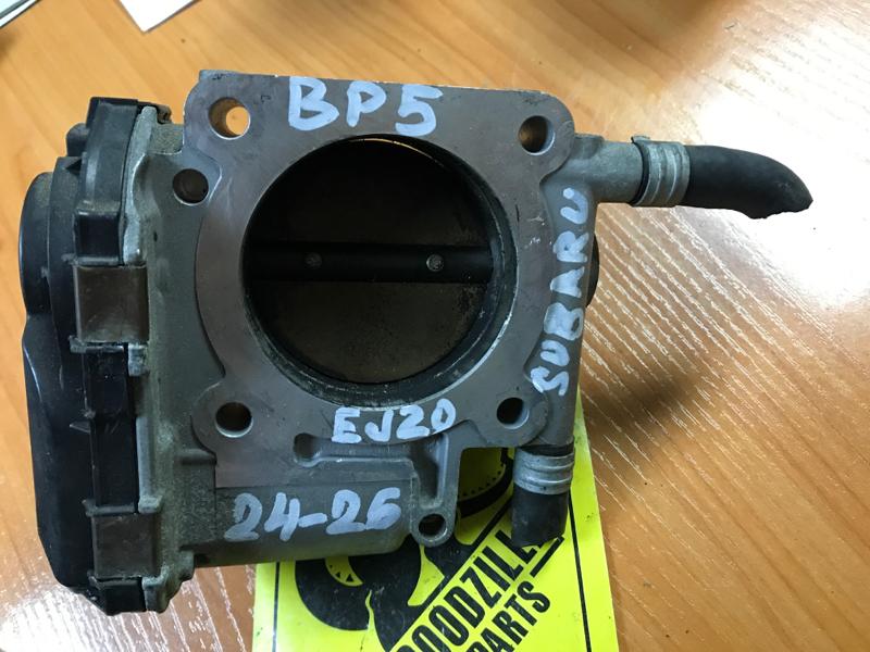 Дроссельная заслонка Subaru Legacy BP5 EJ20