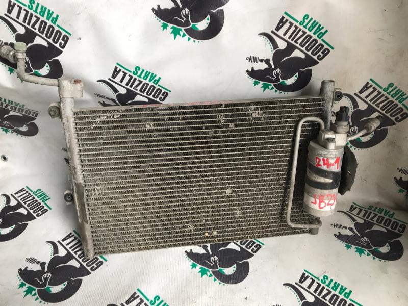 Радиатор кондиционера Suzuki Jimny JB23W K6AT передний