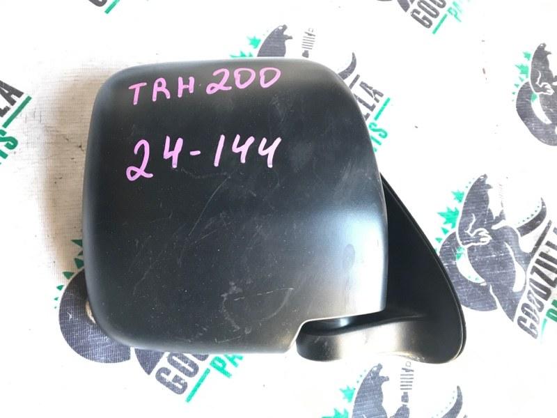 Зеркало Toyota Hiace TRH200 переднее правое