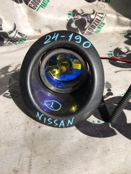 Туманка Nissan Moco MG21S передняя левая