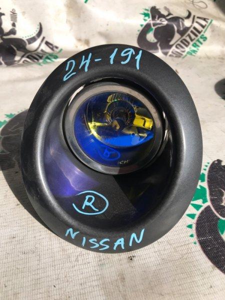 Туманка Nissan Moco MG21S передняя правая