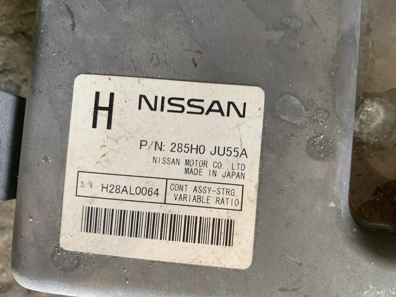 Коса салонная Nissan Skyline CKV36 VQ37VHR 2008