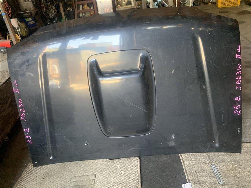 Капот Suzuki Jimny JB23W K6AT 2006 передний