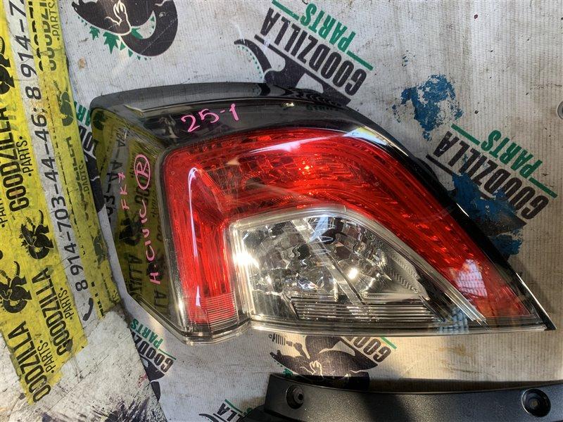 Стоп-сигнал Honda Civic FK7 задний правый