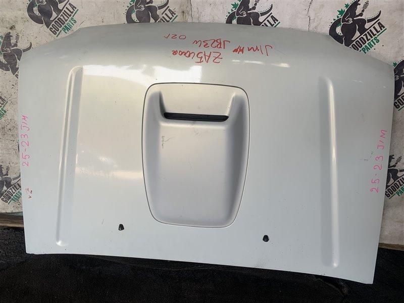 Капот Suzuki Jimny JB23W 2002 передний